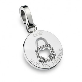 Pendente One Jewels Energy for Life Love You Forever - OJEBC048
