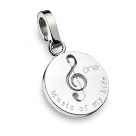 Pendente One Jewels Energy for Life Music of My Life - OJEBC049