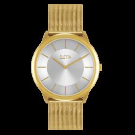 Relógio Eletta Design Gold - ELA310LBMG