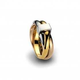 Anel Anjewels Forever Love Faithfully - AA.A173