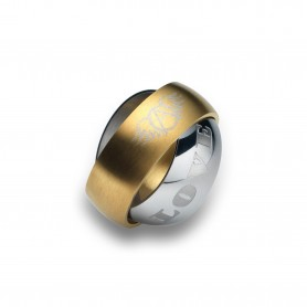 Aliança Anjewels Forever Love Together Forever - AA.A169G