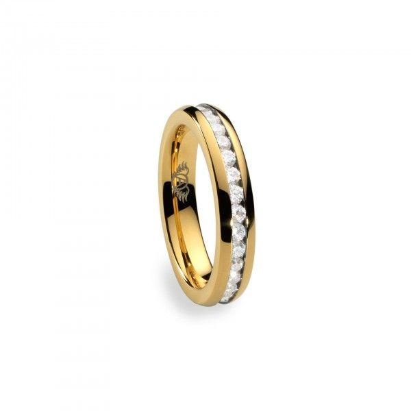 Aliança Anjewels Forever Love Treasure - AA.A160G