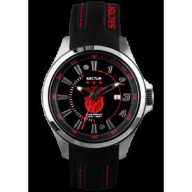 Relógio Sector 290 Black SLB - Edição Limitada Sport Lisboa Benfica - R3251290005