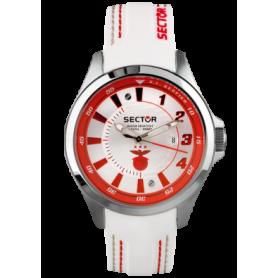 Relógio Sector 290 White SLB - Edição Especial Sport Lisboa Benfica - R3251290006
