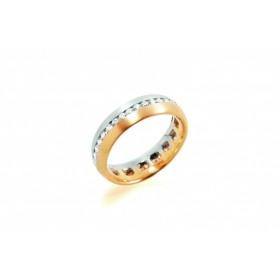 Aliança Romantis Crafted Love - ALR003827