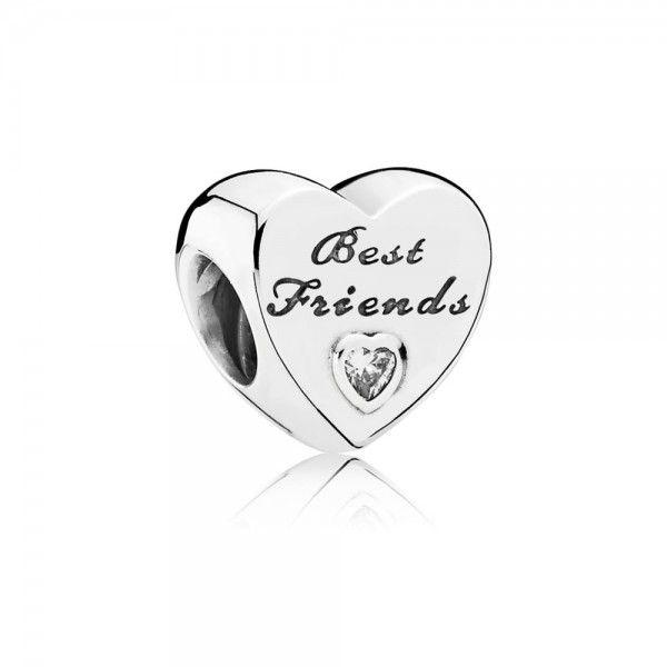 Conta PANDORA Amizade – 791727CZ