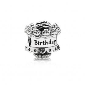 Conta PANDORA Feliz Aniversário – 791289