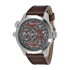 Relógio Sector Oversize Dual Time Special Pack - R3251102055