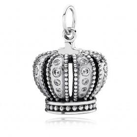 Pendente PANDORA Coroa Real – 390346CZ