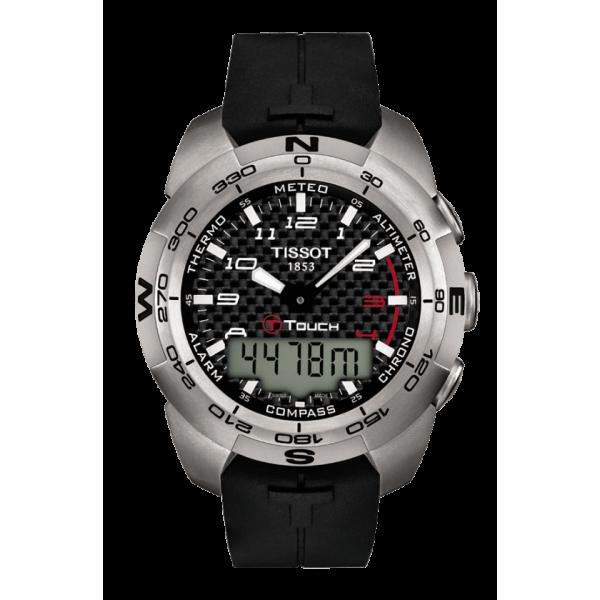 63fee8a6c42 Relógio Tissot T-Touch Expert - T013.420.47.202.00