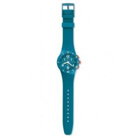 Relógio Swatch Originals Chrono Plastic Patmos - SUSN406