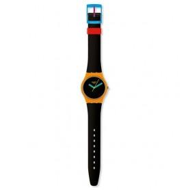 Relógio Swatch Originals Gent AFM Charge Time - GO108
