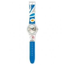 Relógio Swatch Originals X-Large Comité Olímpico Portugal - SUDK106N