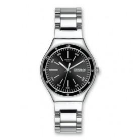 69b72873cce Relógio Swatch Irony Big Black Decency - YGS749G