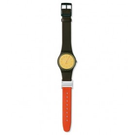 Relógio Swatch Originals Gent Additional Orange - GC103