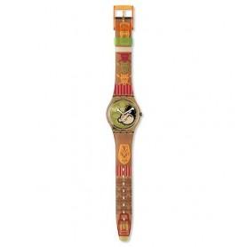 Relógio Swatch Originals Gent Donky Dork - GG188