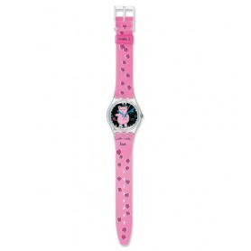 Relógio Swatch Originals Gent Piggy The Bear - GK367