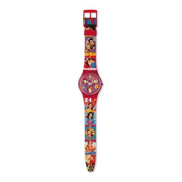 Relógio Swatch Originals Gent Latinas - GR137