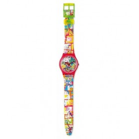 Relógio Swatch Originals Gent Tokyo Manga - GR133