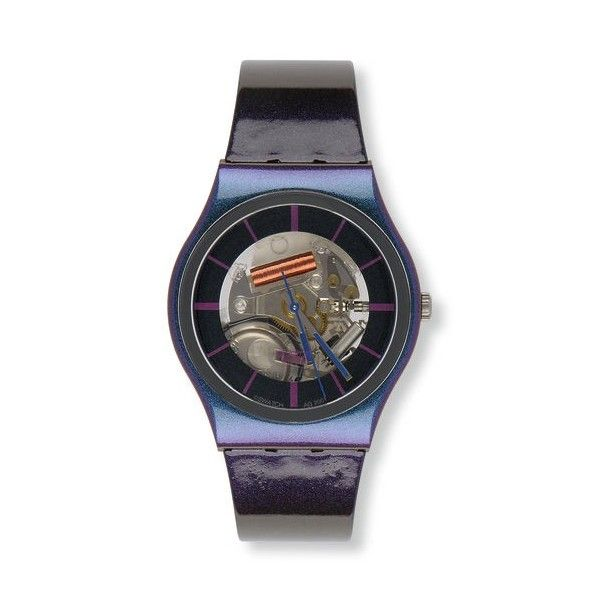 Relógio Swatch Originals Gent Purple Sunset - GV115