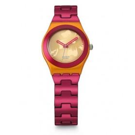 Relógio Swatch Irony Medium Red Pawpaw - YLO1000AG