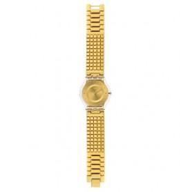 Relógio Swatch Skin Classic Golden Lips - SFK394G