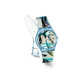 Relógio Swatch Originals Gent Wonderlake - GS108
