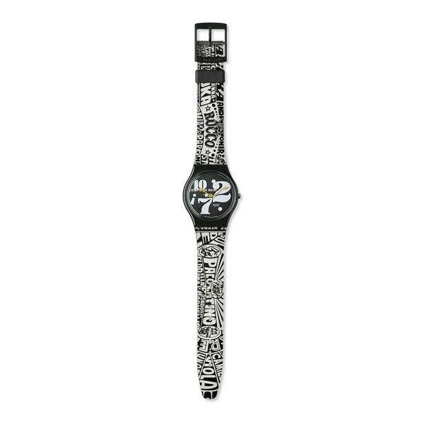 Relógio Swatch Originals Gent Tiempo de Reir - GB185