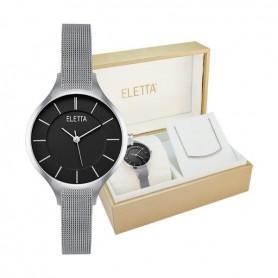Relógio Eletta Kit Vogue Silver - ELA560LPMX