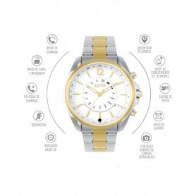 Relógio Eletta Sync Two Tone - ELA600SBMT