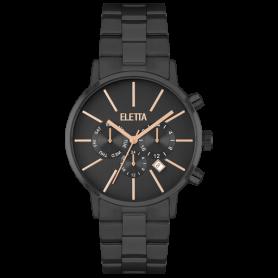 Relógio Eletta Flow Black - ELA580MPMP