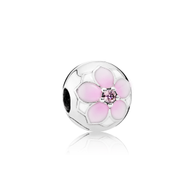 Clip PANDORA Magnolia – 792078PCZ