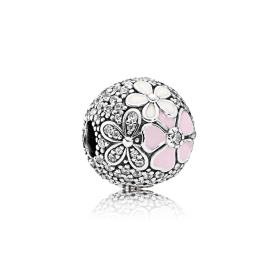 Clip PANDORA Magnolia – 792084CZ
