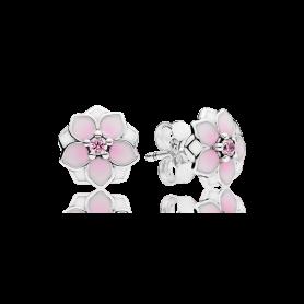 Brincos PANDORA Magnolia Bloom – 290739PCZ