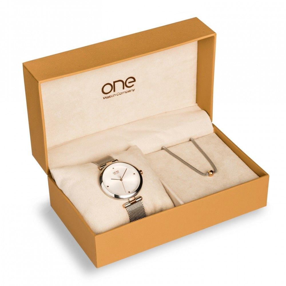 Relógio One Classy Box - OL7218WA71L