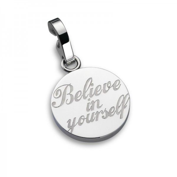 Pendente One Jewels Energy for Life Believe in Yourself - OJEBC021