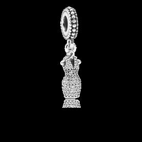 Conta Pendente PANDORA Vestido Elegante – 792062CZ