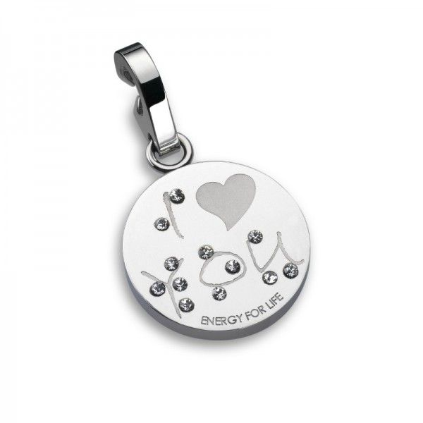 Pendente One Jewels Energy for Life Blind Love - OJEBC011