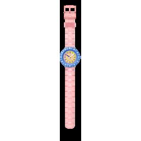 Relógio Flik Flak Swirly Candy - ZFCSP045