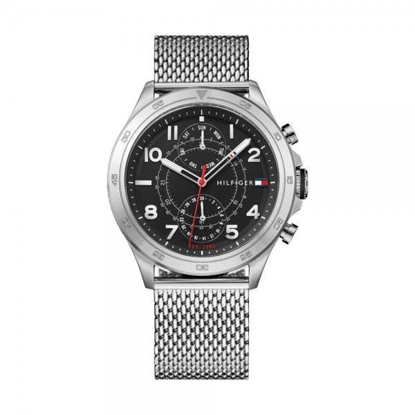62ebcec2ff8 Relógio Tommy Hilfiger Hudson - 1791342