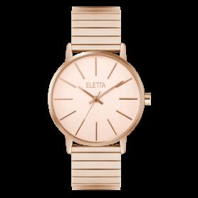 Relógio Eletta Tribute Rose Gold - ELA610LRMR