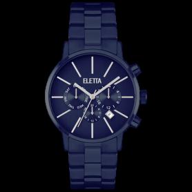 Relógio Eletta Flow Blue - ELA580MAMA
