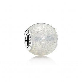 Conta PANDORA Glitter Prateado - 796327EN144