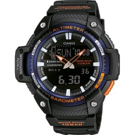 Relógio Casio Collection Anadigito - SGW-450H-2BER