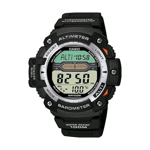 Relógio Casio Collection Digital - SGW-300H-1AVER