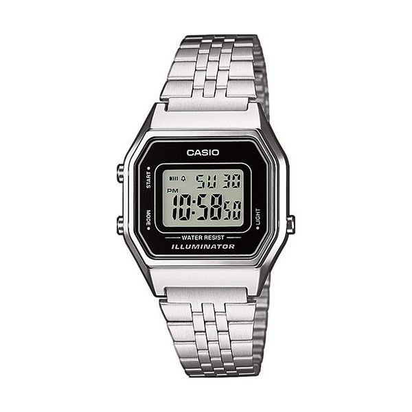 e6407e9c81c Relógio Casio Collection Digital - LA680WEA-1EF