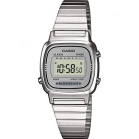 8eb44cf3c5c Relógio Casio Collection Digital - LA670WEA-7EF