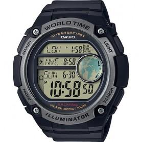 Relógio Casio Collection Digital - AE-3000W-1AVEF