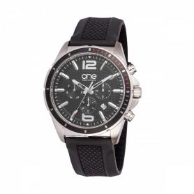 Relógio One Plunge Preto - OG2606PP72E
