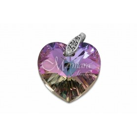 Pendente Marmara Heart Cristal Swarovski - MAR-RP233